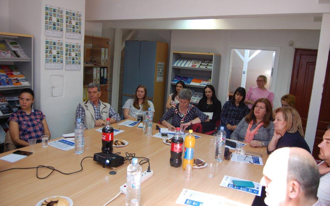 Прилепските организации дискутираа за Советот за соработка