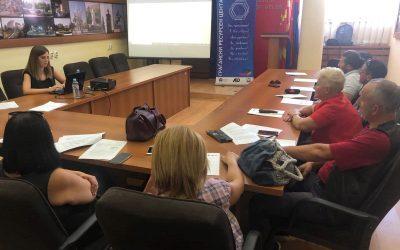 Информативни сесии за Повикот за грантови за застапување