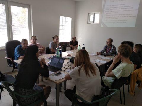 мобилен ресурсен центар за организации во Кавадарци