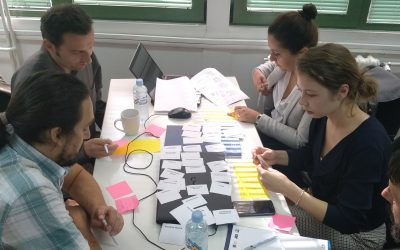 Experiences exchanged among the CSRC's grantees at a workshop