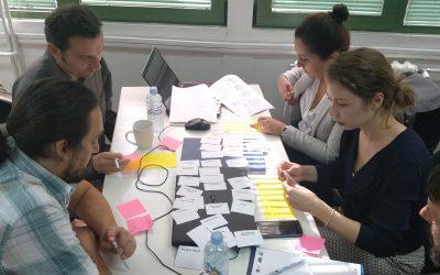 Разменети искуства меѓу грантистите на ГРЦ на работилница