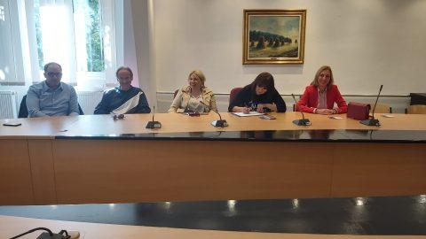 охридските здруженија на МРЦ охрид