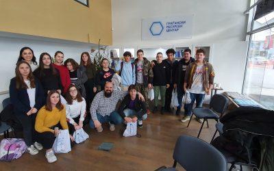 Основците во посета на Ресурсните центри