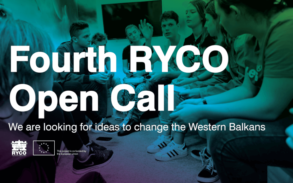 Regional Youth Cooperation Office launches call for proposals