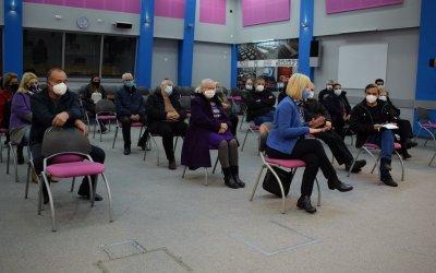 Димитров пред штипските граѓански активисти најави дигитализација на процедурите во СЕП